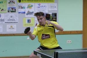 Bulgarischer U18 Meister im Einzel